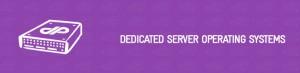 Dedicated Server OS